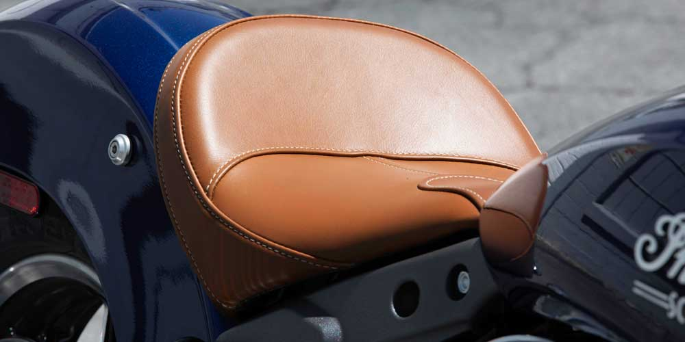 GENUINE LEATHER SEAT