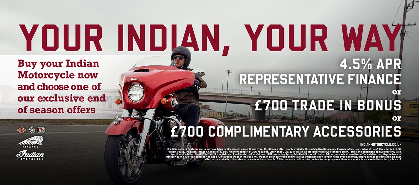 Indian Motorcycle Britain