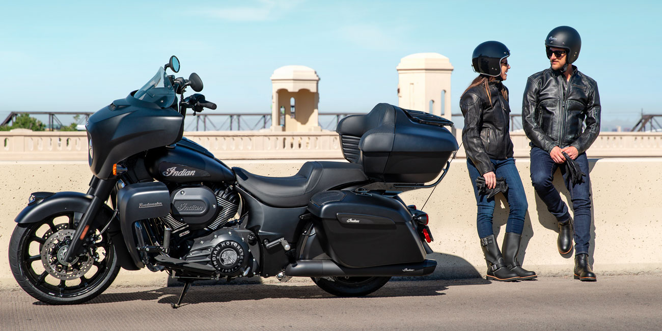 Indian® Roadmaster® Dark Horse